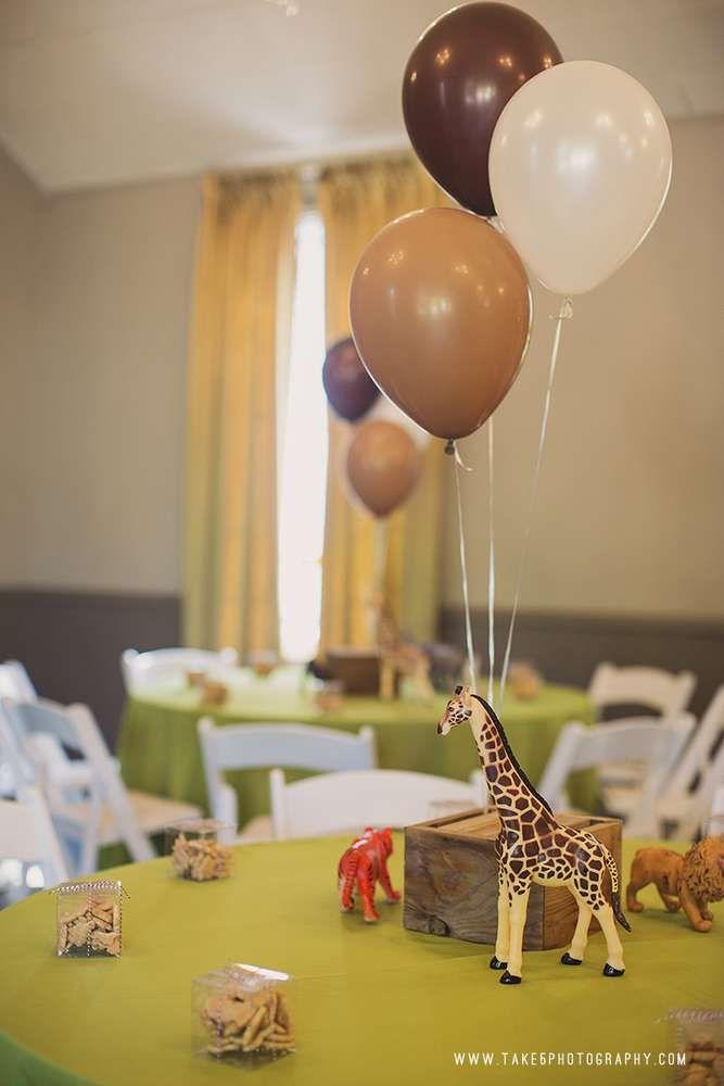 677 best Animal party images on Pinterest Birthdays Safari party