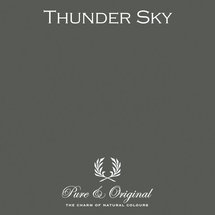 Thunder Sky - Pure & Original - paint