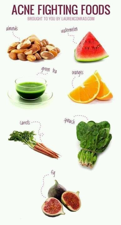 Eating clean does help your skin!  Even if you have had clear skin all your life, treating your skin with utmost care is one of the best things you can do.