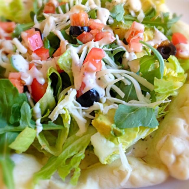 レシピとお料理がひらめくSnapDish - 50件のもぐもぐ - サラダピザ by ai