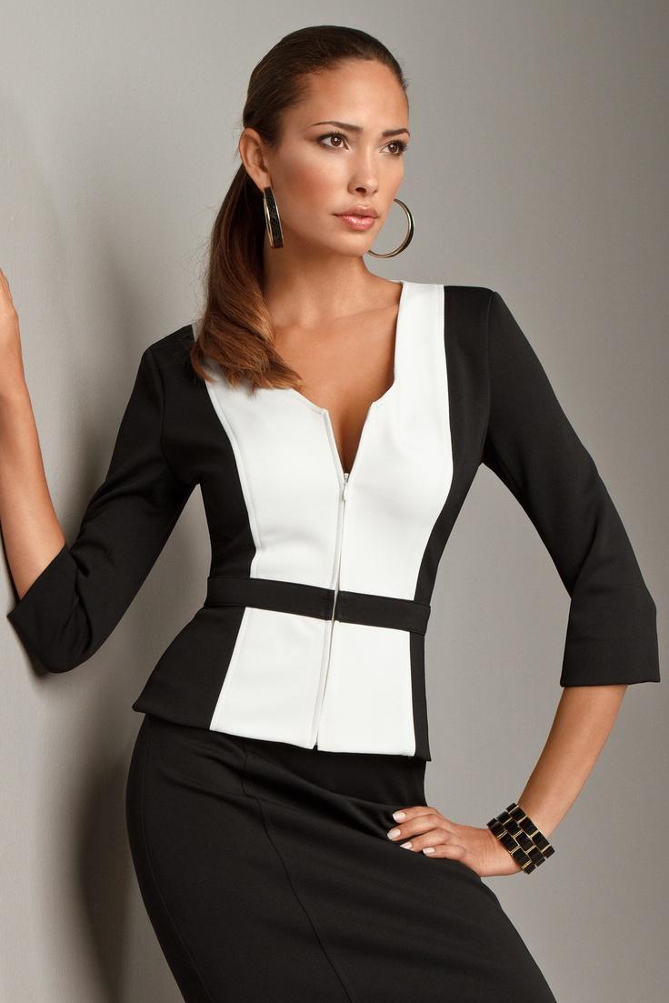 SCUBA INSPIRADO Slim & Sexy jaqueta # bostonproper