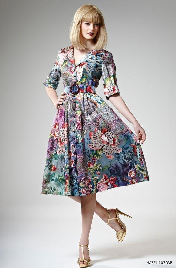 glam shirt dress