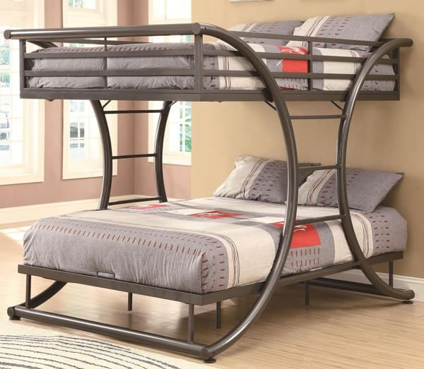 1000 ideas about queen bunk beds on pinterest bunk bed - Cama king size ikea ...