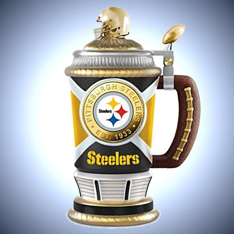 Pittsburgh Steelers Collector's Stein