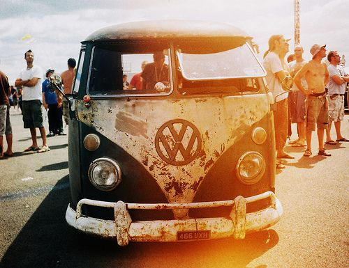 More of the VW