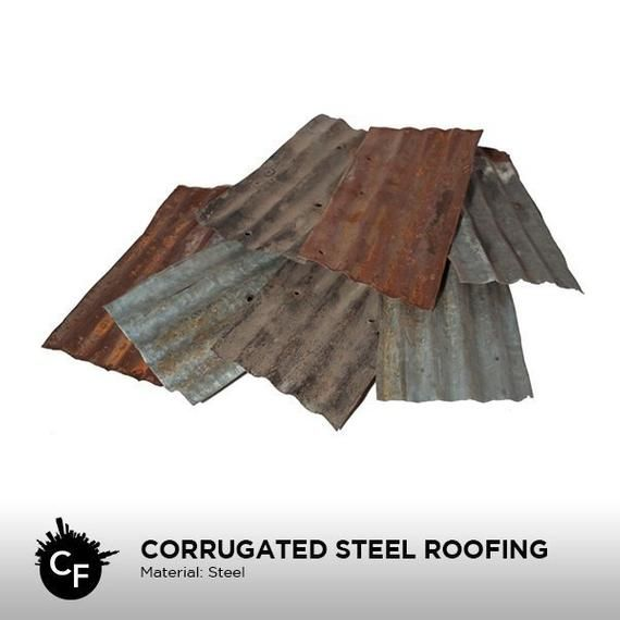 Corrugated Steel Roofing Etsy Corrugated Steel Roofing Steel Roofing Corrugated Metal Roof