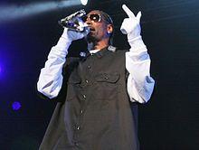 Snoop Dogg - rapper