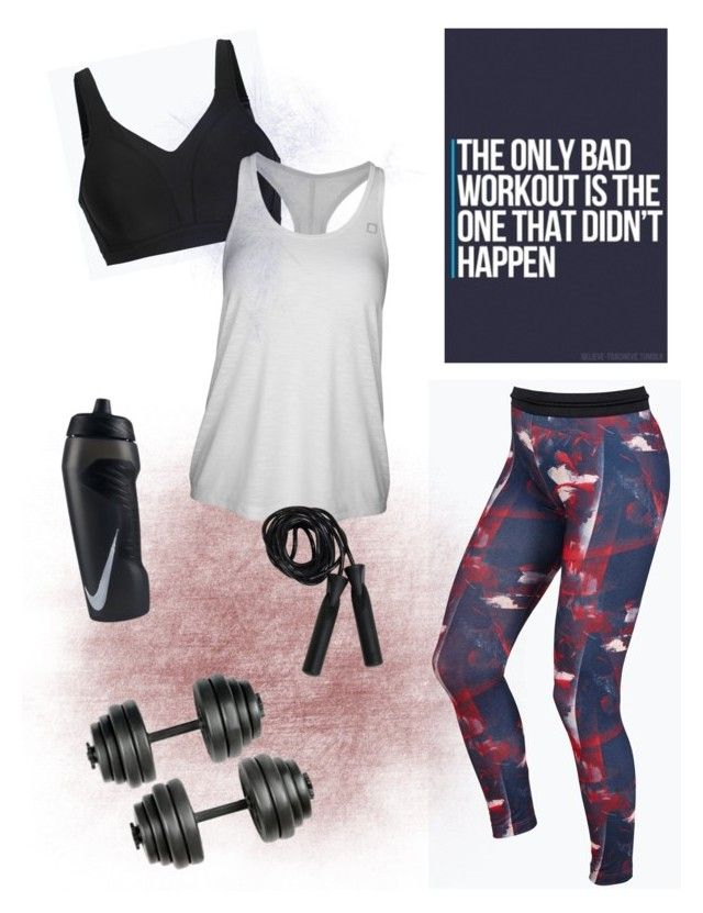 """""""Changes"""" by gardenofroses on Polyvore featuring Lorna Jane, NIKE, tanktop, adidas, workout and gym"""
