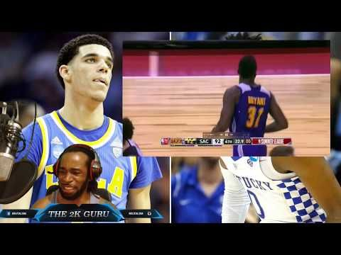 Lakers vs Kings down to the wire Highlights, MGM Resorts NBA Summer Leag...
