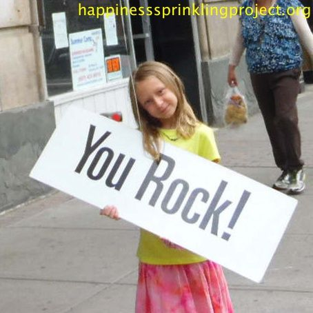Take your awesome self and have a rockin' Friday! (Oneonta, NY)