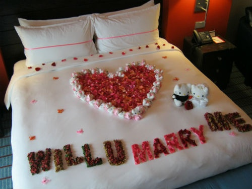 how to answer will you marry me joke