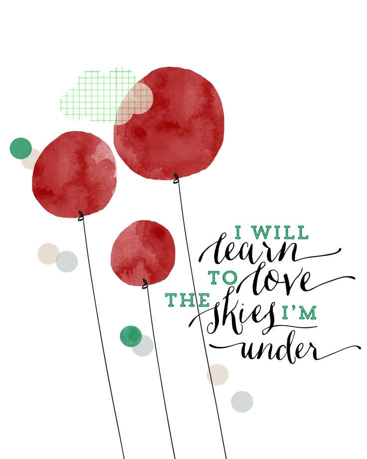 Words of Gratitude   remembering Ryan   Red Balloons for Ryan