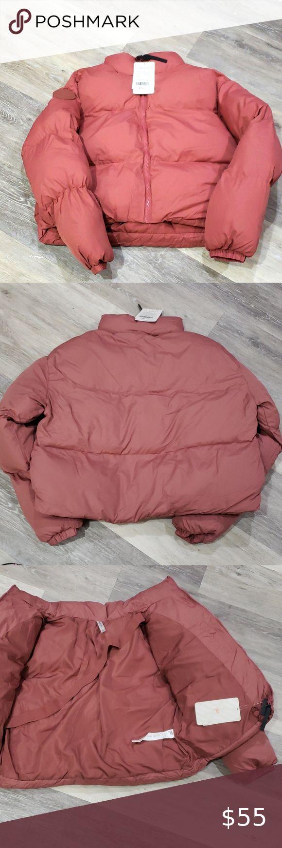 Wander Cropped Puffer Jacket Size Small 6 Cropped Puffer Jacket Jacket Brands Jackets [ 1740 x 580 Pixel ]