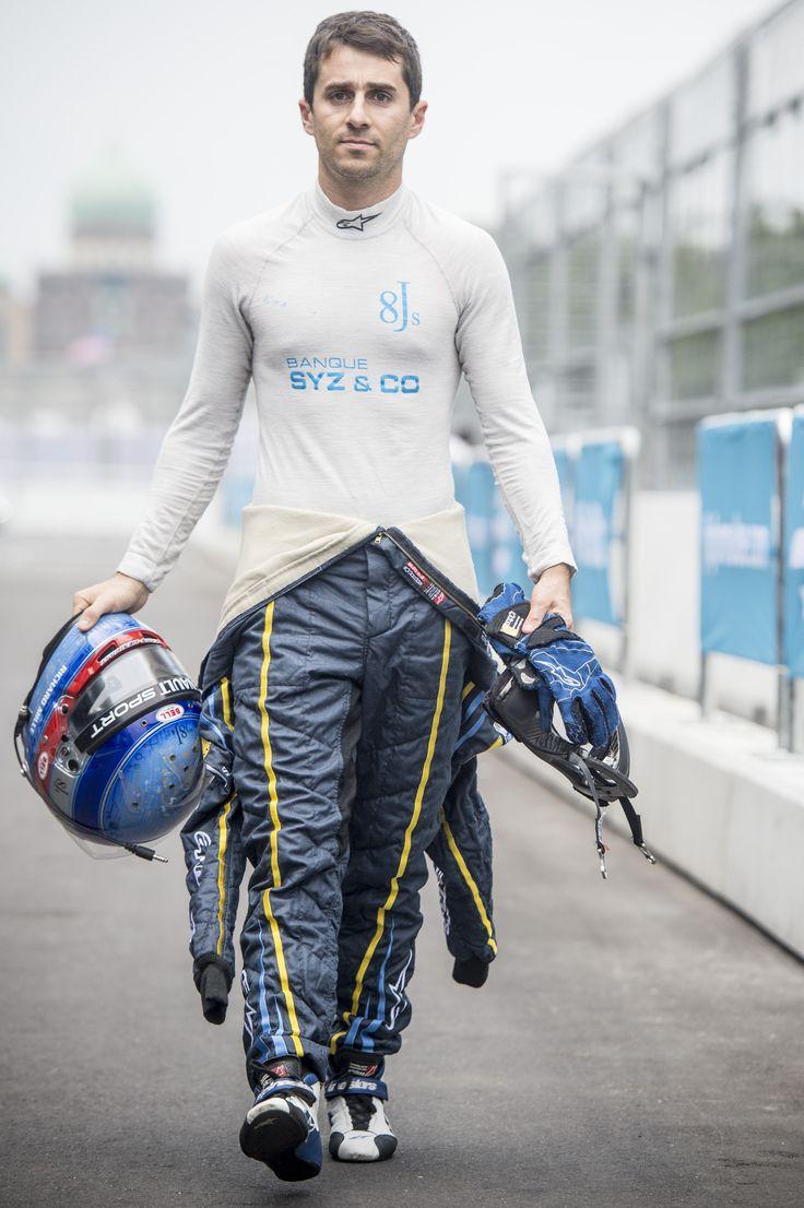 Nicolas Prost edams Renault Fia Formula e