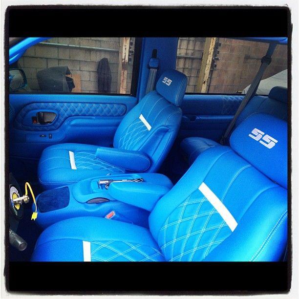 Diamond Auto Group Is A Auburn Buick Chevrolet Gmc: Tahoe 2 Door Lowrider Lowrod Leather Seats Interior Custom