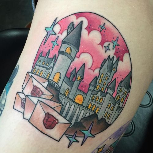 536 Best Harry Potter Tattoos Images On Pinterest