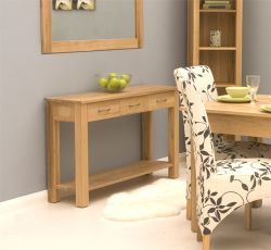 Mobel Oak Console Table  http://solidwoodfurniture.co/product-details-oak-furnitures-3009-mobel-oak-console-table.html