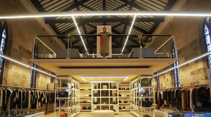 Parlour X - A top shopping spot has moved into a grand new premise.