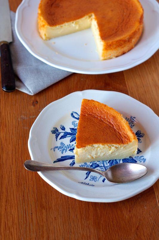 Gâteau magique à la vanille - 3 en 1
