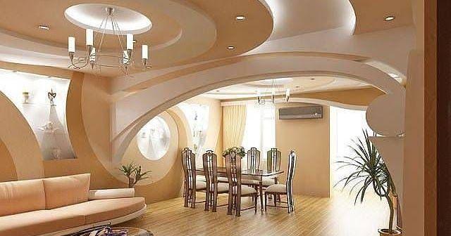 Pinterest & Latest POP false ceiling designs for living room interior ...
