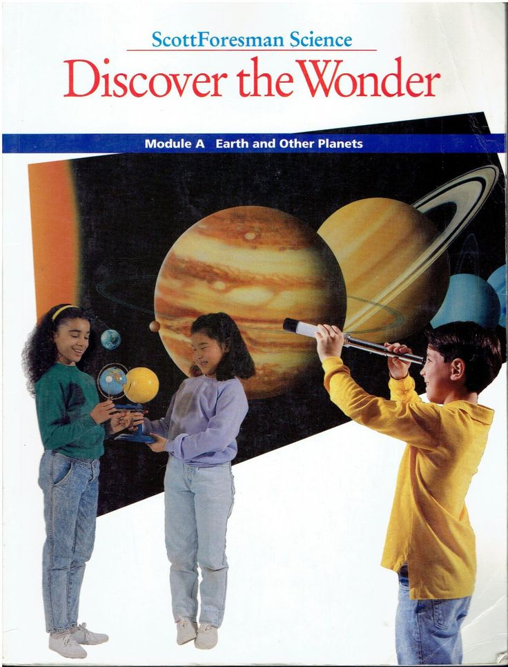 21 best sc2 science elementary images on pinterest flag science scott foresman discover the wonder module a earth other planets 4th grade book isbn 067342961x fandeluxe Image collections