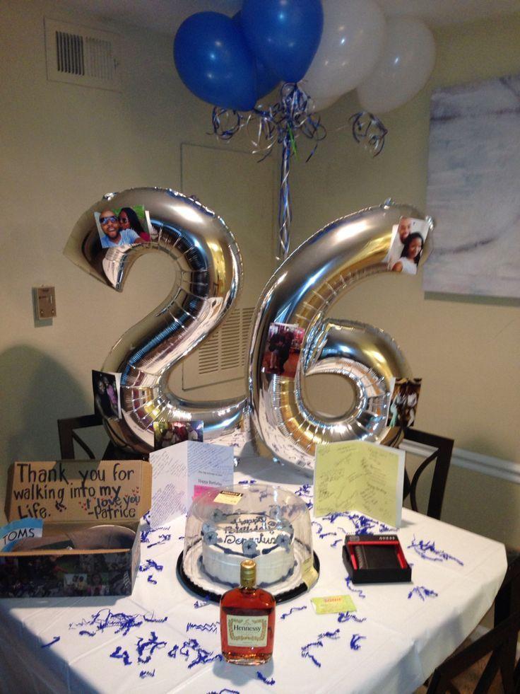 25 Best Ideas About Boyfriend Birthday Surprises On Birthday Present For Boyfriend Birthday Surprise Boyfriend Boyfriend Birthday