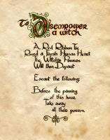 To Disempower A Witch by Charmed-BOS