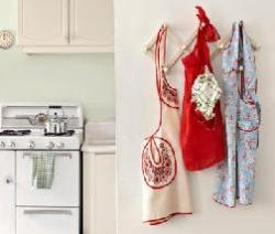Шьем сами красивый фартук для кухни своими руками. Пошив и модели фартуков