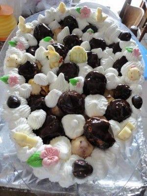 Guscio  d'uovo di cioccolato ripieno - http://www.food4geek.it/guscio-duovo-cioccolato-ripieno/
