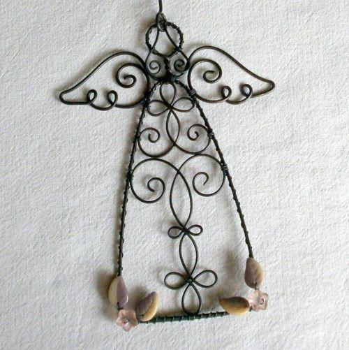 Andělka - závěs