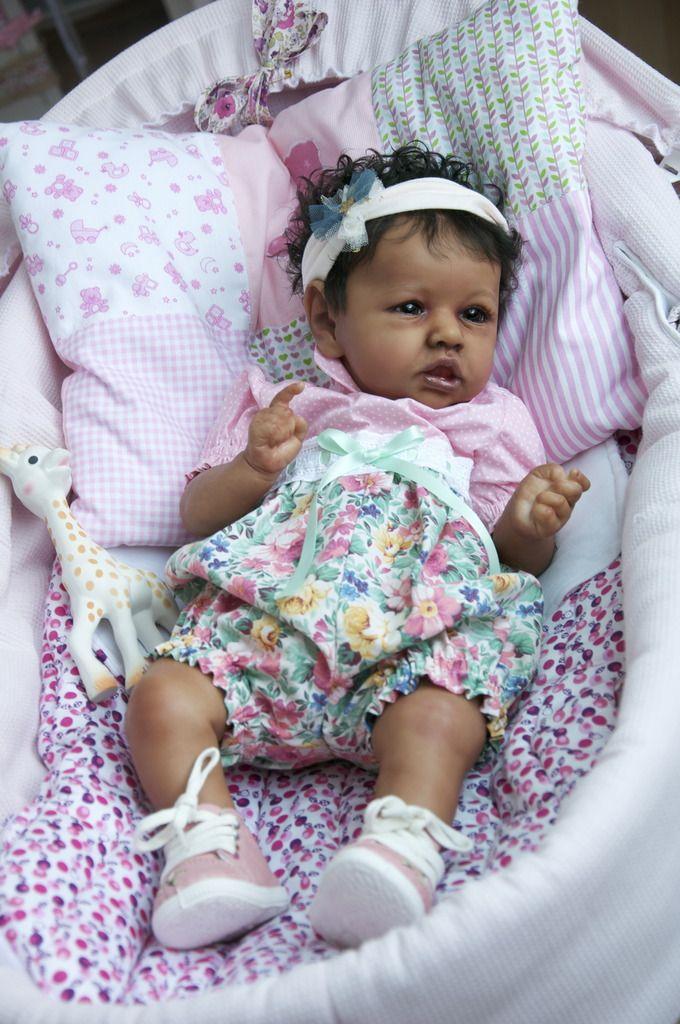 2022 best Ethnic dolls images on Pinterest Reborn babies