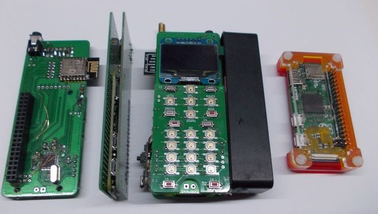 ZeroPhone gives Smartphones the Raspberry (Pi)   Hackaday