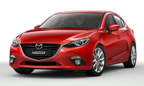 #Mazda #Mazda3. Une voiture inspirée de notre philosophie de design «KODO – l'âme du mouvement»,le style de chacun des éléments de la carrosserie exprime un mouvement dynamique.