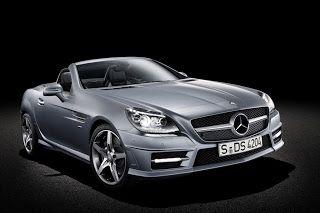 Motor Proyect: Mercedes SLK. El cabrio más deseado.