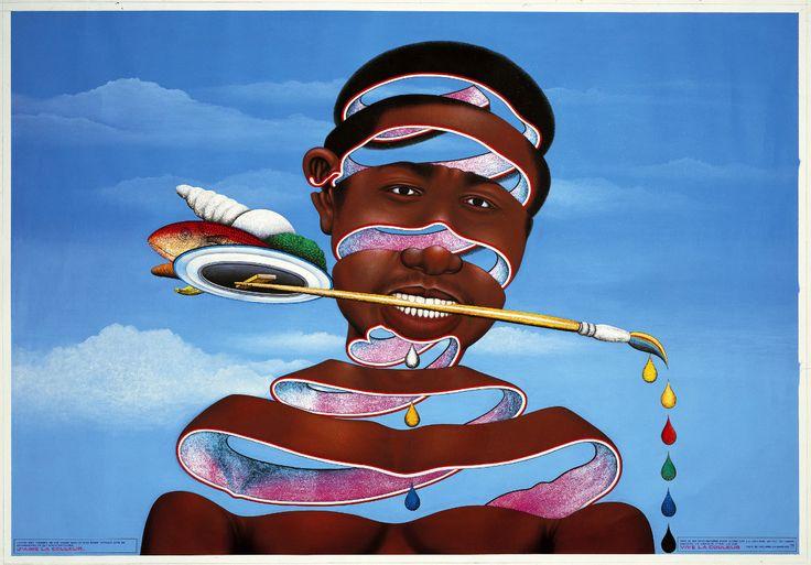 Chéri Samba, color y compromiso con el pueblo africano |
