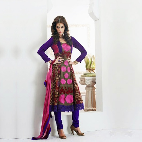 Buy Exclusive Ready-made suit , Designer Suit only in $252.73 Order Now . For  more detailshttp://jugniji.com/suits/exclusive-ready-made-salwar-kameez/exclusive-ready-made-salwar-kameez-2565.html and https://www.facebook.com/jugniji.fashions