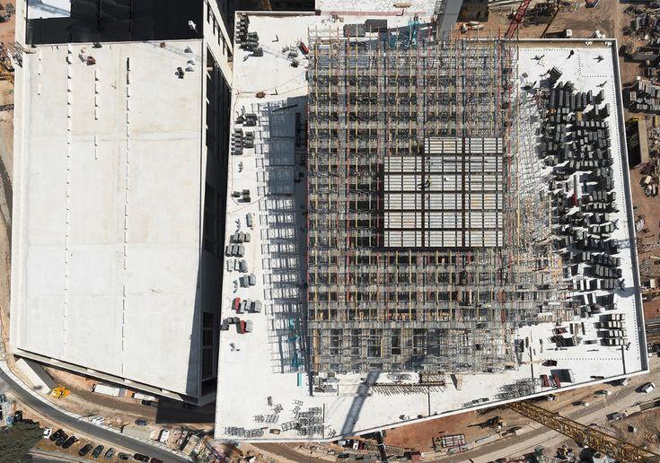 Renzo Piano dall'alto | Renzo piano, Architettura, Costruzione