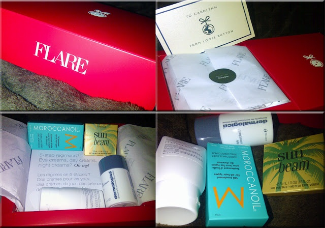 Calling all my Au Courant Canadian Ladies! Enter to win a fabulous Luxe Box! Ends 02/27.