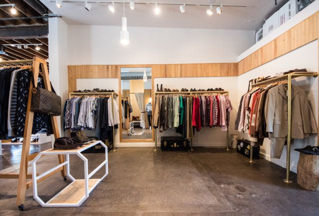 "Moss Designer Consignment - Giving you a reason to re-examine your wardrobe that doesn't involve ""finding a secret passageway to a wintry fantasy world with talking lions"", Moss is an upscale consignment shop on South Lamar that's just opened its doors to men hawking gently used designer brands (Rag & Bone, Varvatos, RRL...), which all start at one-third of the retail price, and're then slashed 25% for every month that they're on the shelves."