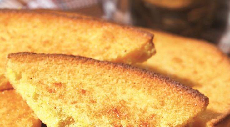 Корнбред, кукурузный хлеб