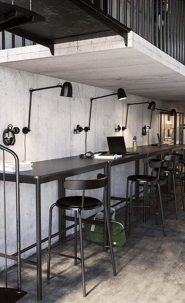 Office Design Ideas In 2020 Glass Cabinet Doors Low Ceiling Ikea