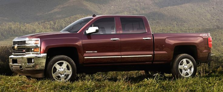 Changes Made to the 2016 Chevy Silverado 2500 HD