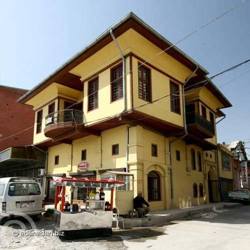 adana: construcion tradicional