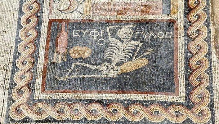 Μυστηριώδη ψηφιδωτά ελληνικού ενδιαφέροντος που πονοκεφαλιάζουν την αρχαιολογία
