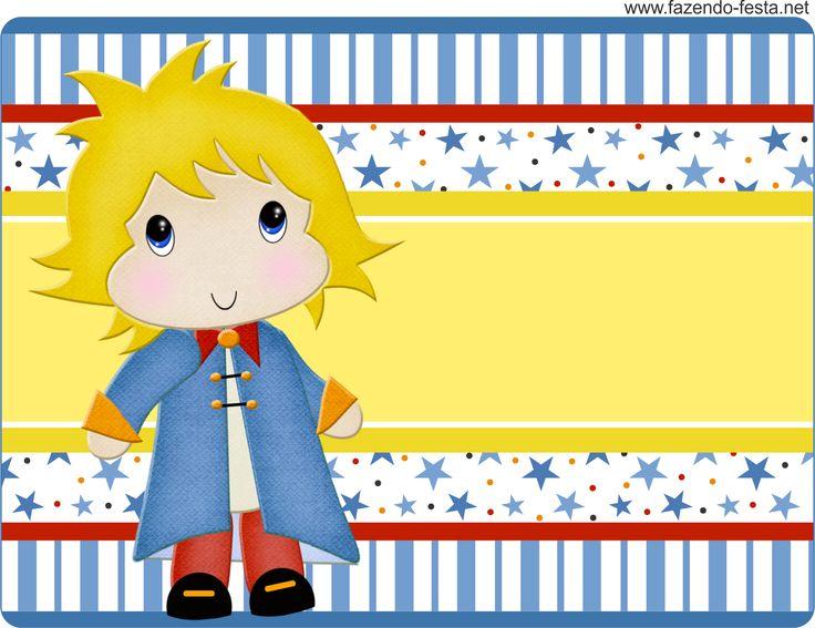 Confira este lindo kit festa pequeno príncipe completo grátis! Disponível para editar em PDF pronto para imprimir no Blog e em Corel Draw também! Confira já!