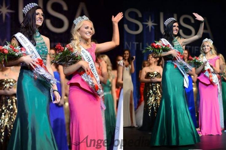 Halley Maas crowned Miss North Dakota USA 2016