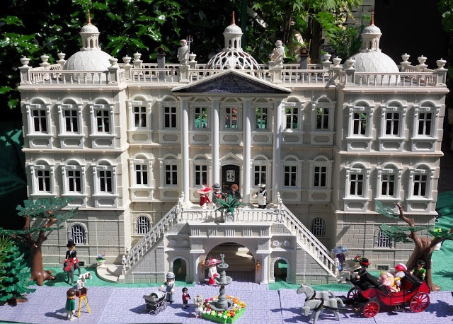 Crazy Playmobil Grand Mansion Emma.J Victoriana: Victorian Buildings