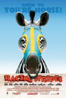 When I was younger, my favourite animal was a Zebra so my mum brought me this movie and I absolutely adored it! Love you Stripes.