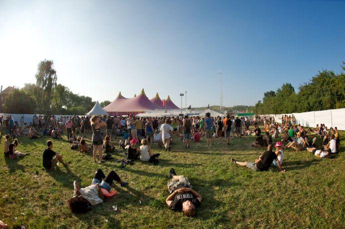 Festival de Dour - #Belgique #Belgium #DourFestival