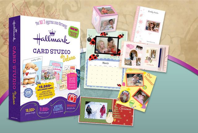 Hallmark Greeting Card Maker